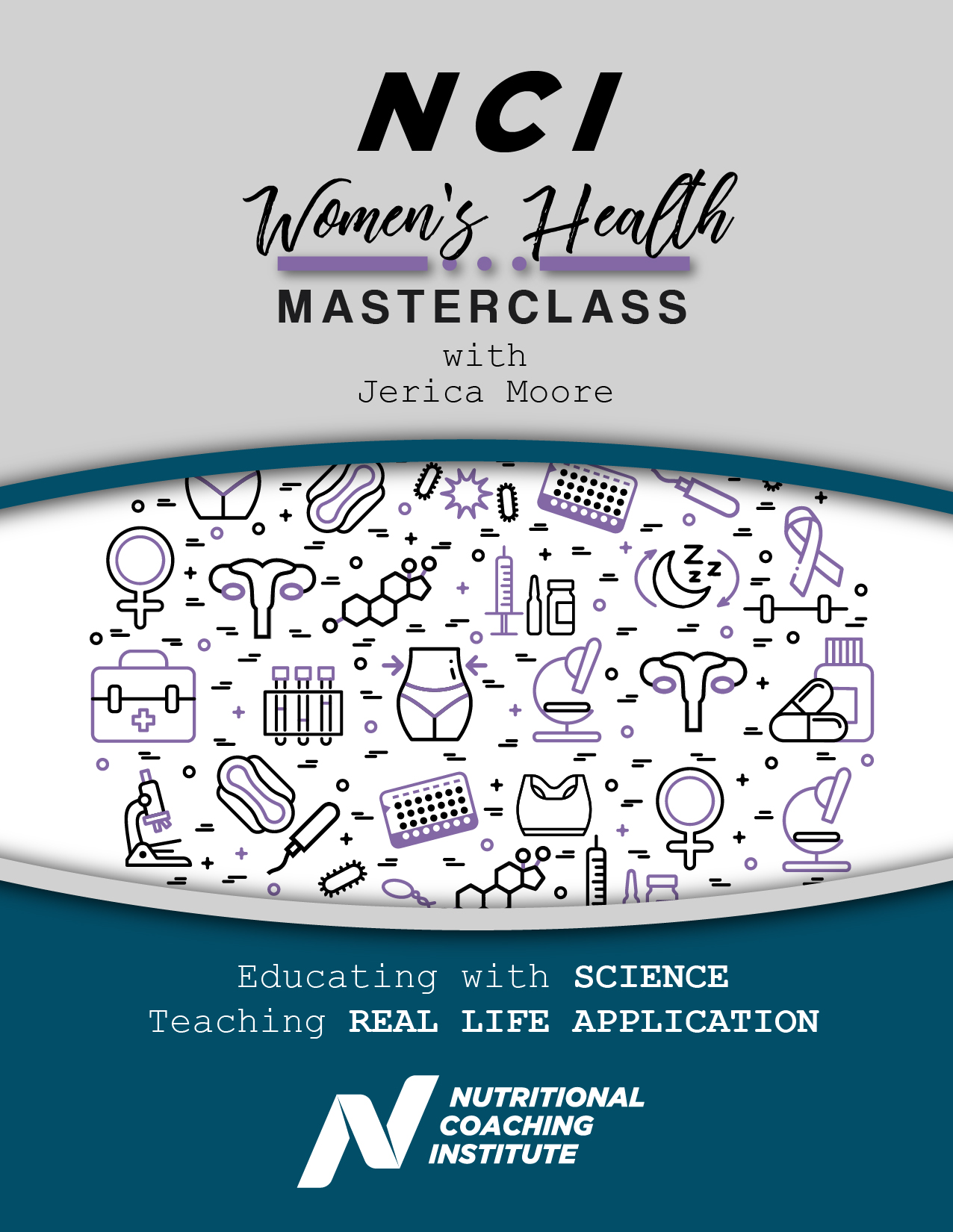 NCI Masterclass Women's Health - Cover