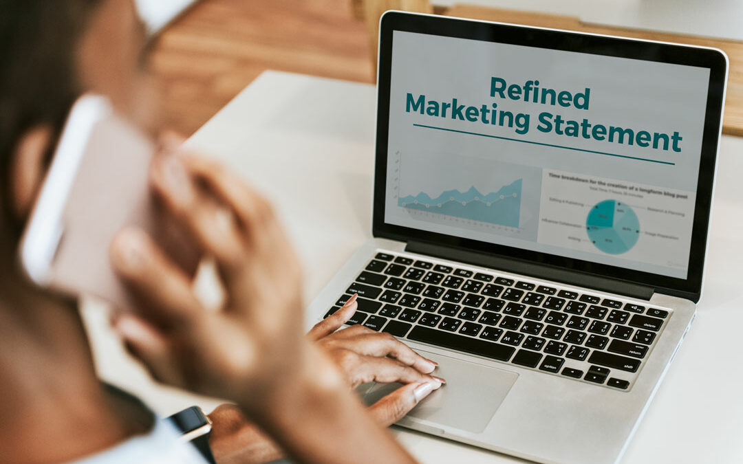 The Three Components of Defining Your RMS (Refined Marketing Statement)